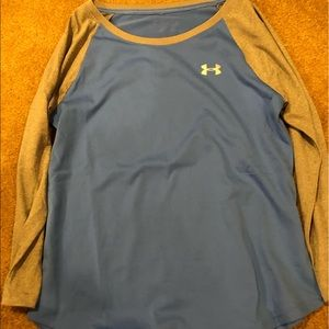 Women's Under Armour 3/4 Sleeve Top